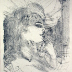 Anna Held Lithograph by Toulouse-Lautrec