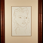 Poesies Antillaises Lithograph by Henri Matisse