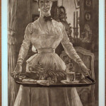 Le Matin Mezzotint Etching by James Tissot